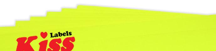 Fluo Geel Laser